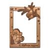 Рамка магнитная деревянная