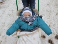 1-Зимние забавы